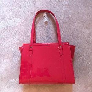 Harrods Hot Pink Tote Handbag